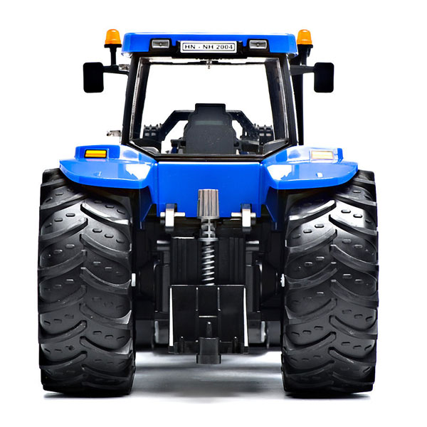 Трактор New Holland T8040 с погрузчиком Bruder