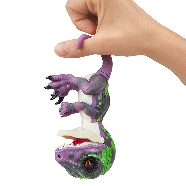 Интерактивный динозавр Рейзор, 12 см Fingerlings WowWee