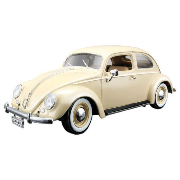 Модель автомобиля VW Kafer Beetle (1955) металл 1:18