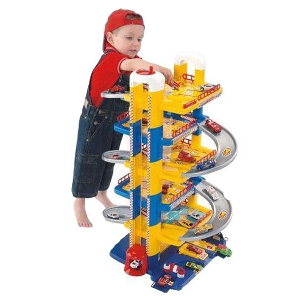 Многоуровневая парковка игрушка